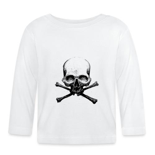 DeadSkull - Maglietta a manica lunga per bambini