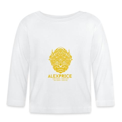 Alex Price - Maglietta a manica lunga per bambini