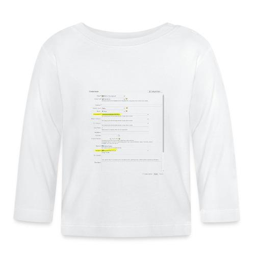IMG_20112014_164024 - Koszulka niemowlęca z długim rękawem
