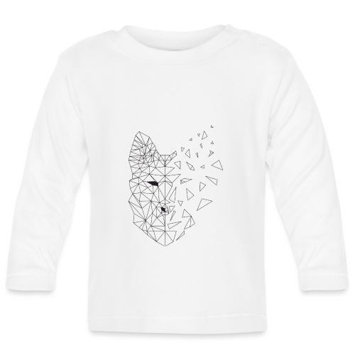 WOLF - Maglietta a manica lunga per bambini