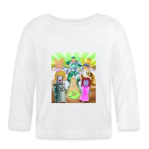 Captain Reece Icle - Baby Long Sleeve T-Shirt