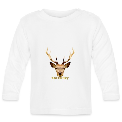 The Stag - Ours is the fury - Maglietta a manica lunga per bambini