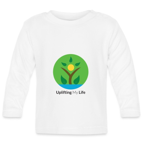 Uplifting My Life Official Merchandise - Baby Long Sleeve T-Shirt