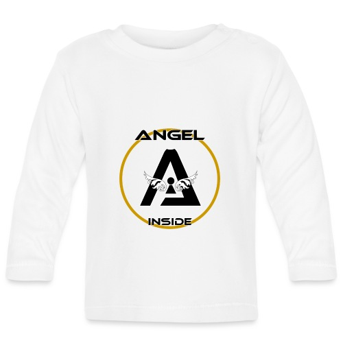 ANGEL INSIDE-01 - Maglietta a manica lunga per bambini