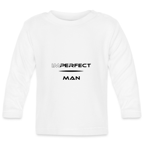 im_perfect man-01 - Maglietta a manica lunga per bambini