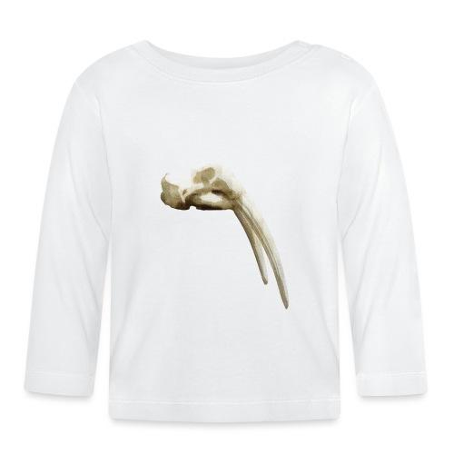 Schedel van een walrus - T-shirt
