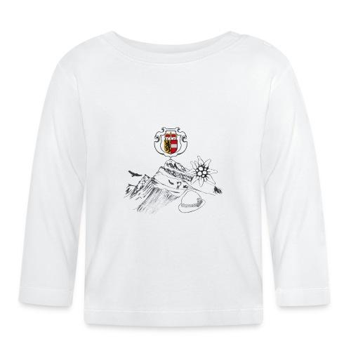 Salzburger Heimat - Baby Langarmshirt