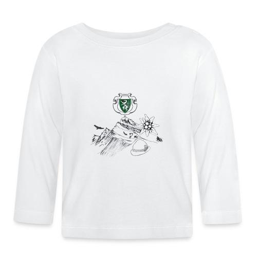 Steirische Heimat - Baby Langarmshirt