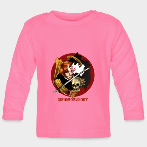 Geneworld - Ichigo - T-shirt manches longues Bébé