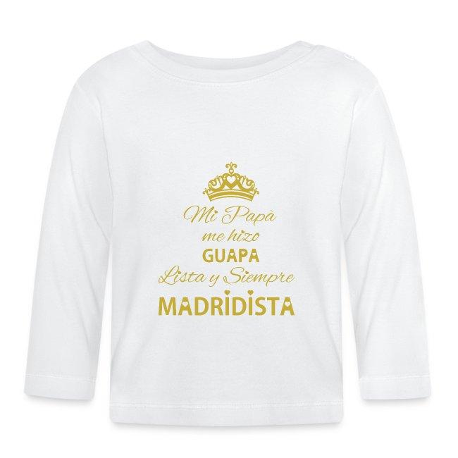 guapa lista siempre madridista
