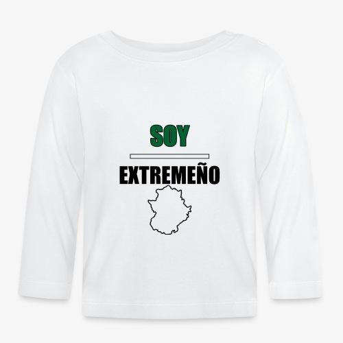 Soy Extremeño. - Camiseta manga larga bebé