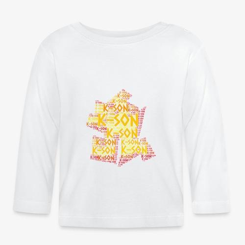 Cloud 57 2 png - T-shirt manches longues Bébé