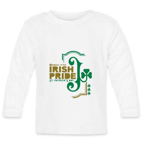 IRISH PRIDE - Baby Long Sleeve T-Shirt