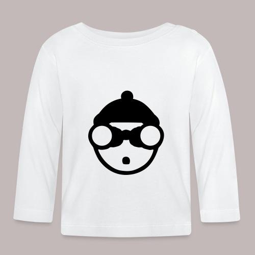 Peeper Skipper - Baby Langarmshirt