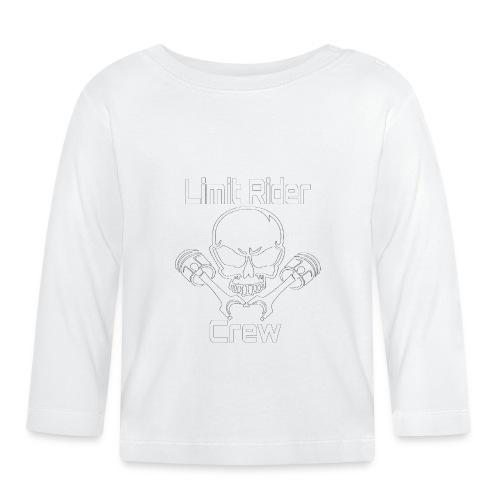 Pully-Format_hinten_Shop - Baby Langarmshirt