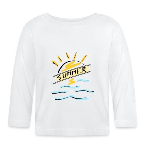 Summer - T-shirt manches longues Bébé