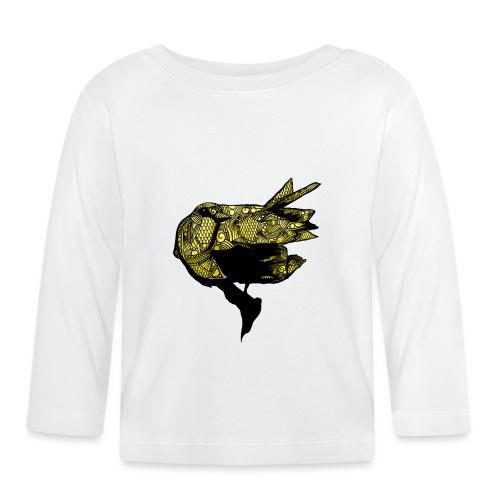 Pirol - Langarmet baby-T-skjorte