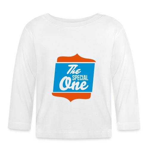the special one - Koszulka niemowlęca z długim rękawem