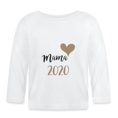 mama 2020 - Baby Langarmshirt