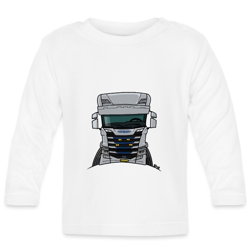 0814 S truck grill wit - T-shirt