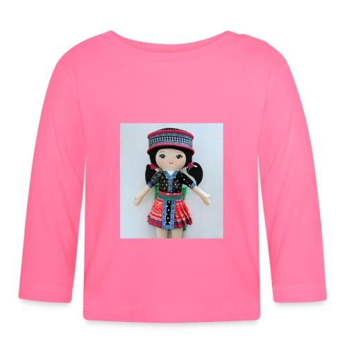 We love Karenin - Baby Long Sleeve T-Shirt