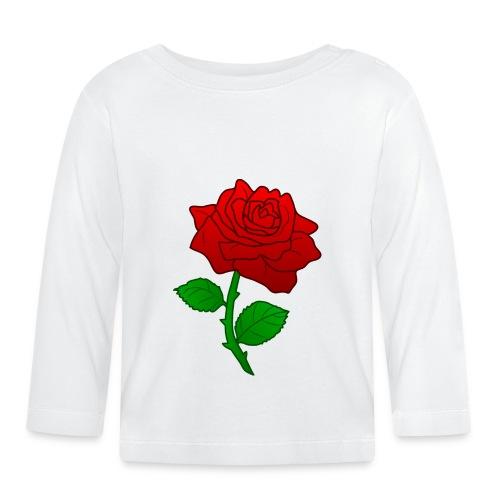 rosee - T-shirt manches longues Bébé