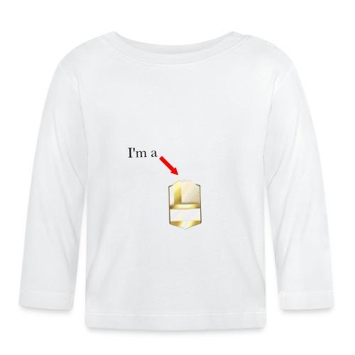 I'm a legend - Baby Long Sleeve T-Shirt