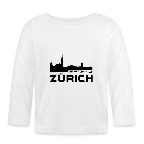 Zürich - Baby Langarmshirt