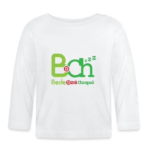 BDCh - Koszulka niemowlęca z długim rękawem