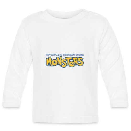 Monsters - Baby Long Sleeve T-Shirt