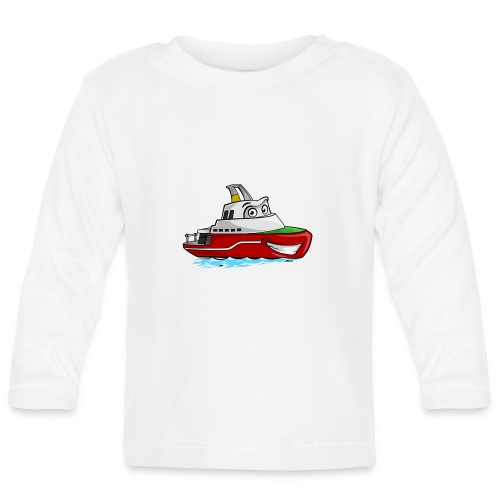 Boaty McBoatface - Baby Long Sleeve T-Shirt