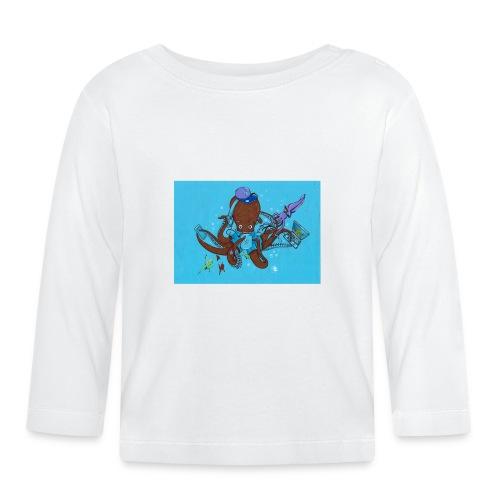 Scan_20160812_130556 - Maglietta a manica lunga per bambini