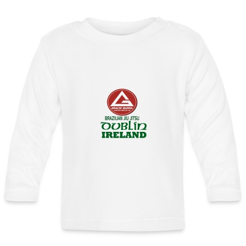 Gracie Barra Dublin Gaelic Celtic Font PNG - Baby Long Sleeve T-Shirt