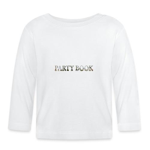 PartyBook - Baby Langarmshirt