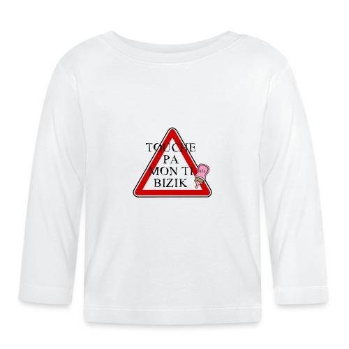 PANNEAU BIZIC 974 - T-shirt manches longues Bébé