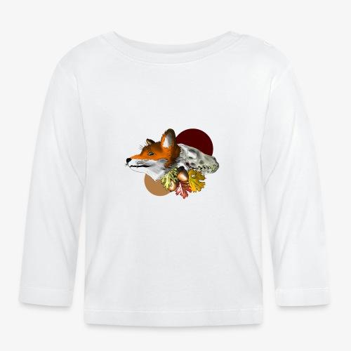 Autumn Foxey - Maglietta a manica lunga per bambini