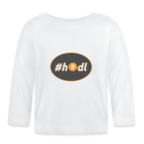 #hodl - option 1 - Baby Long Sleeve T-Shirt