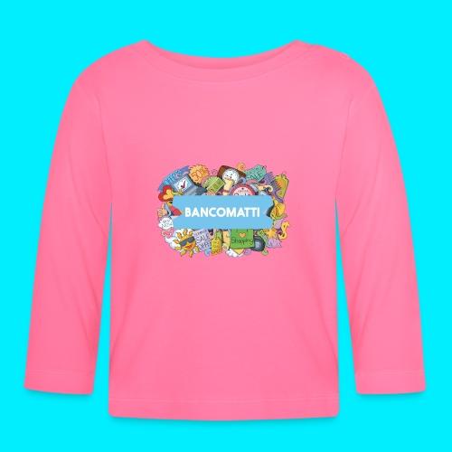 Bancomatti DOODLE 1 - Maglietta a manica lunga per bambini