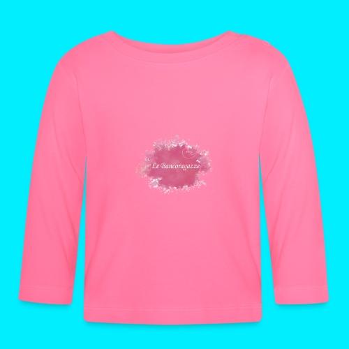Bancoragazze - Maglietta a manica lunga per bambini