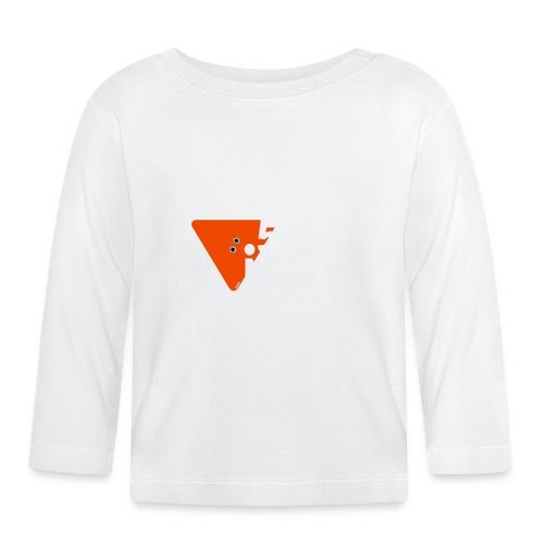 .5.56 NATO BLANC - T-shirt manches longues Bébé