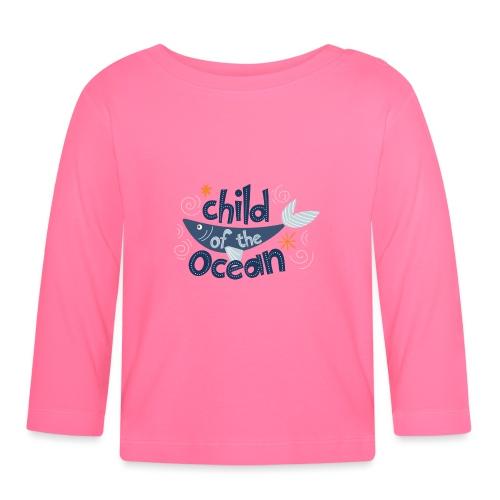 ChildOfTheOcean - T-shirt manches longues Bébé