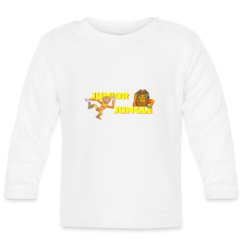T-charax-logo - Baby Long Sleeve T-Shirt
