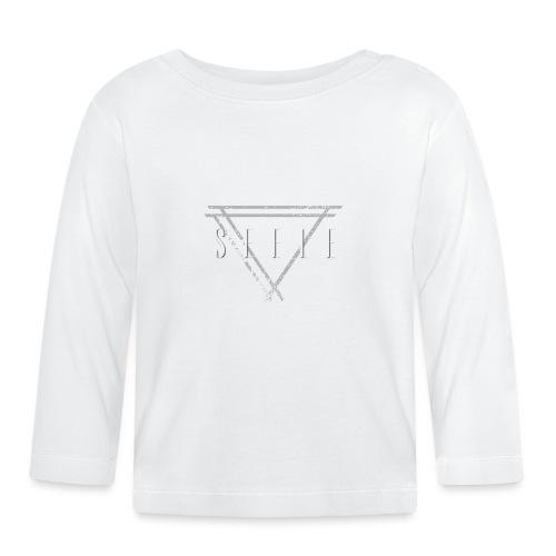 S E E L E - Logo T-paita - Vauvan pitkähihainen paita