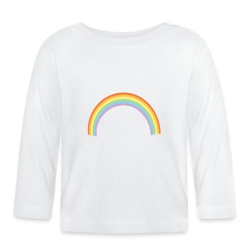 Arco Iris - Camiseta manga larga bebé