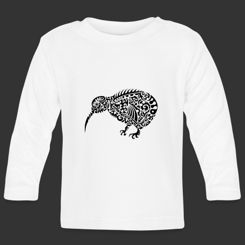 Kiwi Maori - Baby Langarmshirt