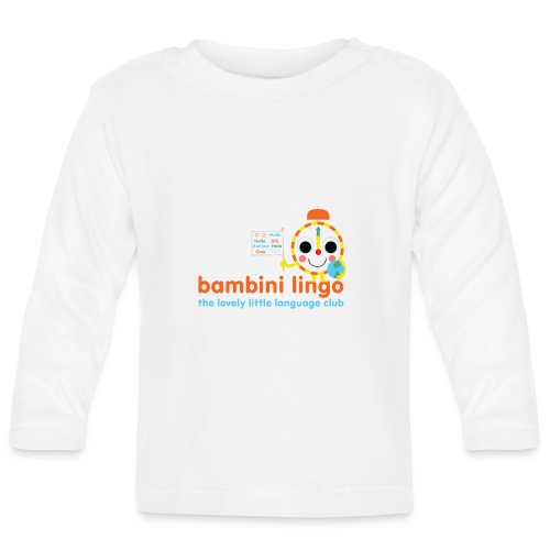 bambini lingo - the lovely little language club - Baby Long Sleeve T-Shirt