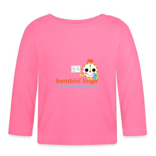 bambini lingo - the lovely little language club - Baby Long Sleeve T-Shirt