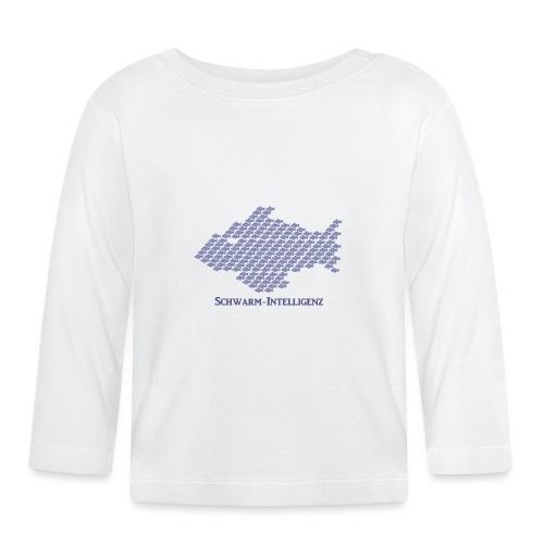 Schwarmintelligenz (Premium Shirt) - Baby Langarmshirt