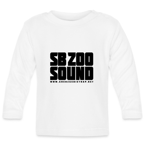 SB ZOO SOUND Blockbuster - Baby Langarmshirt