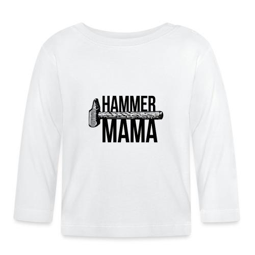 Hammer Mama - Baby Langarmshirt